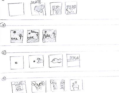 Motion Design using Type