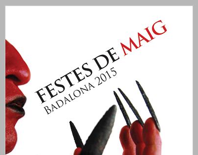 Festes de Maig, Badalona 2015