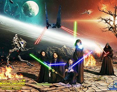 Photoset Star Wars - Multisala Iris 2015