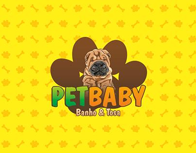 Petbaby | Redesign logotipo / Comunicação Visual