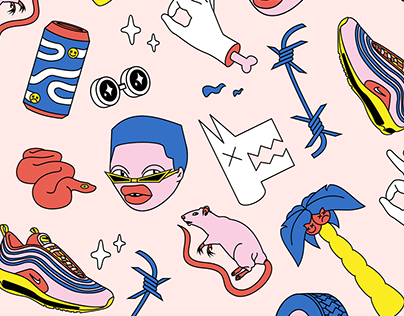 July 2018 Sticker Packs