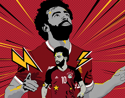 Mohamed Salah - CAF Player of the year