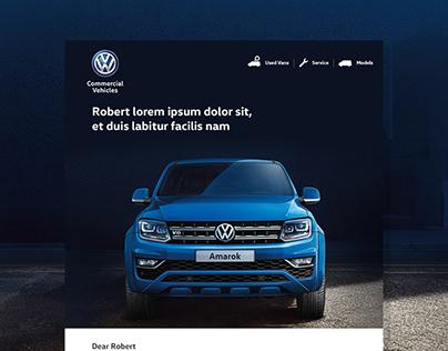 Volkswagen Commercial Vehicles CRM