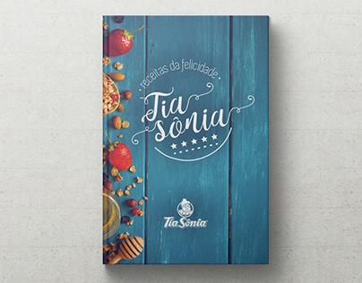 Book: Receitas da Felicidade - Tia Sônia