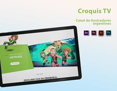 Croquis.tv - Canal de ilustradores argentinos