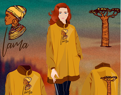 For Rodania Style - Lama Brand