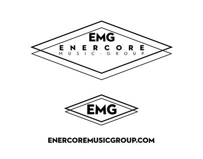 Logo Design Styles ENERCORE MUSIC
