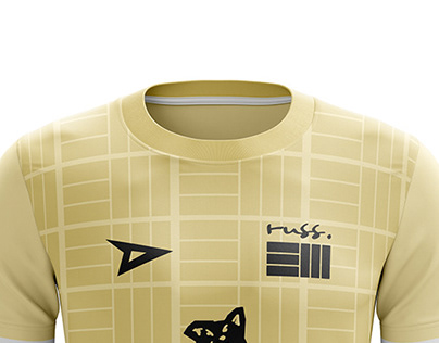 My favourite artists football kit.