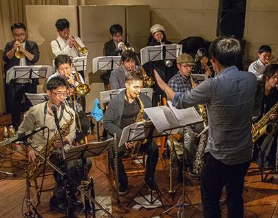 Noriaki Mori Large Ensemble feat. ZINKandSILENTLISTEN