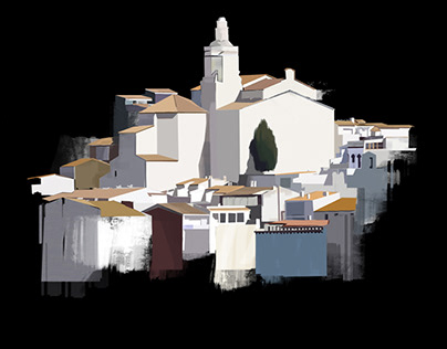 | CADAQUES | Collection of postcards