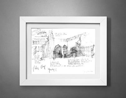 Urban Sketching (USK)