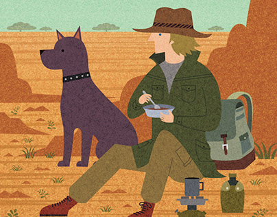 Traveller/digital work