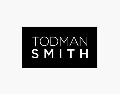 Todman Smith Logo Design