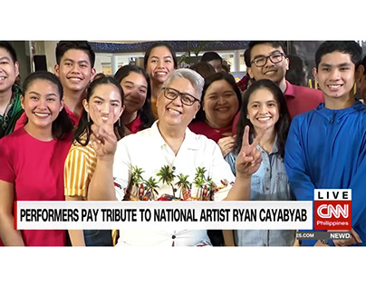 Performers pay tribute to national artist Ryan Cayabyab