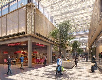 Dubai Mall - RA