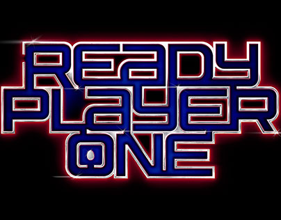 'Ready Player One' - Logo Design