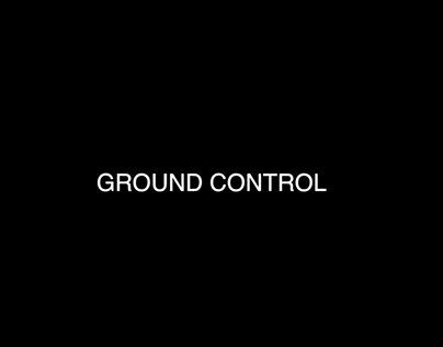 Ground Control - Short film (Tribute to David Bowie)