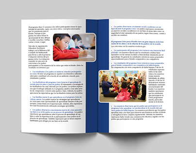 Booklet - Spanish Education Program