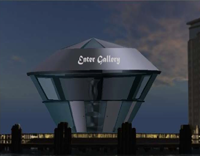 Interaction Design Project - Art Gallery App
