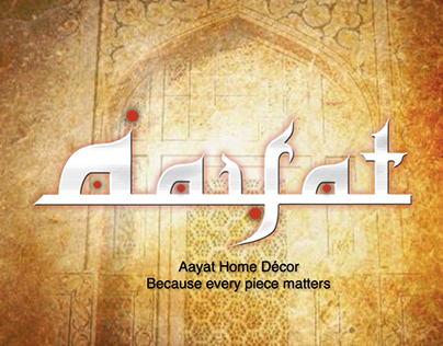 Aayat, Indian Luxury Home Decor