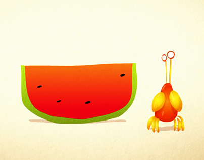 Fatafeat Animation Ad