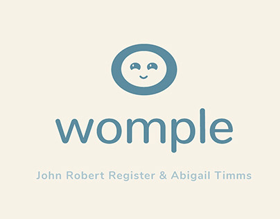 Womple Brand and Product Design