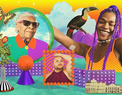 Facebook Latinx Heritage Month 2021 — Visual Arts