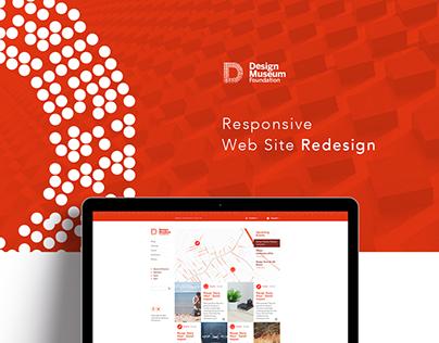 Design Museum Foundation Redesign