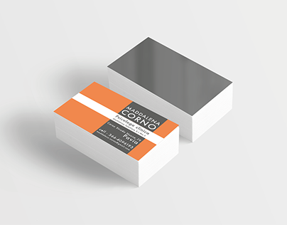 Business Cards • Maddalena Corno