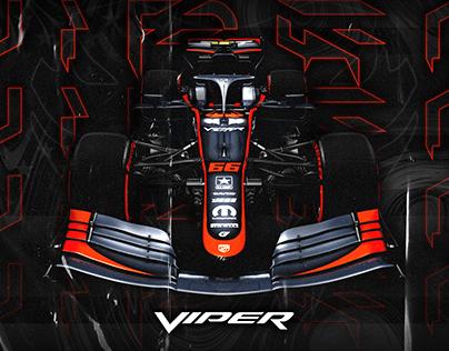 [WIP] SRT Viper Motorsport F1 Concept Project
