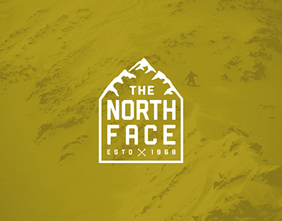 The North Face Rebrand