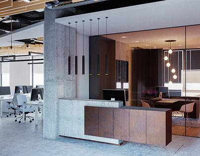 Дизайн офиса Office Design Бизнес-центр Сенатор
