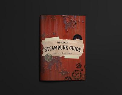 Zelma Zeppelins Steampunk Journal   zine