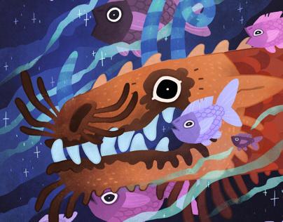 Tompik under the ocean