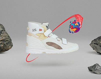 Kid Cudi's Adidas Vadawam 326