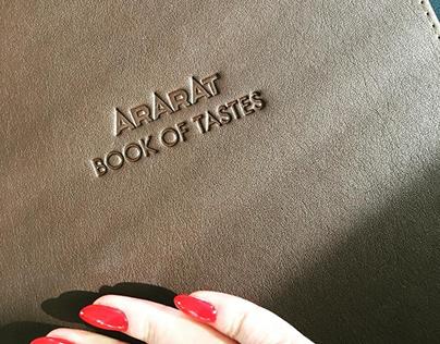 ARARAT BOOK OF TASTES