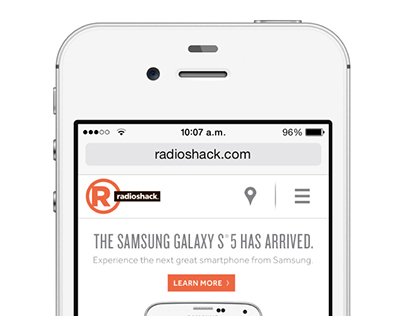 RS - Mobile Site
