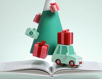 Albelli - Christmas 2018