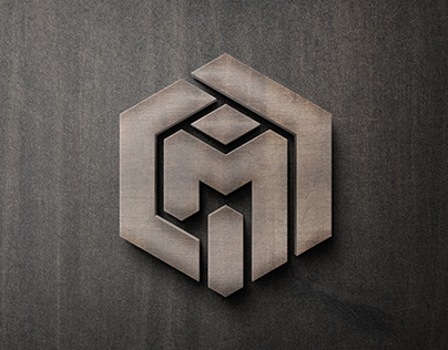 How to design a logo by using Hexagon