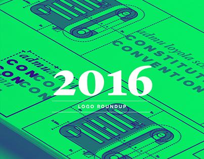 2016 Logo Roundup
