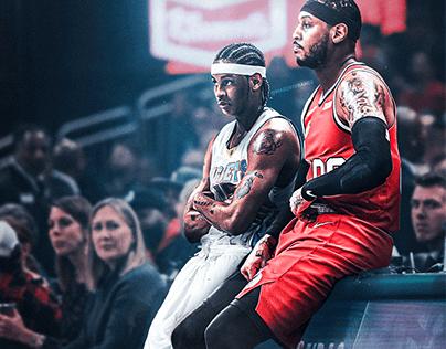 NBA Generations I @madebyfranco