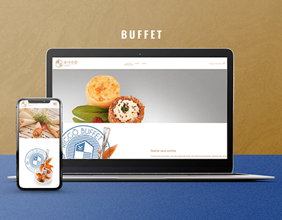 Site Riggô Buffet