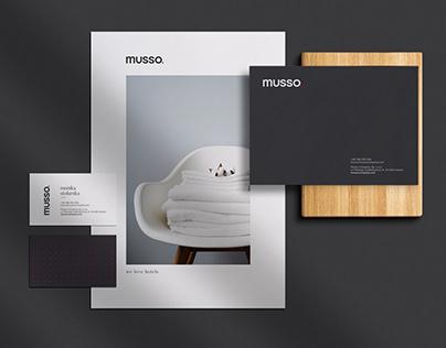 musso branding I webdesign