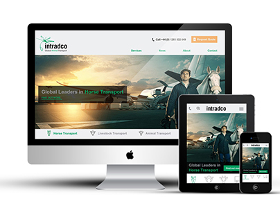 Intradco site