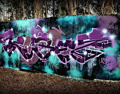 GRAFFITI TYPES