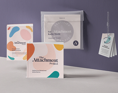 Attachment Project — Strategy, branding, web