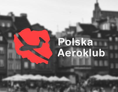 Polksa Aeroklub Brand Design