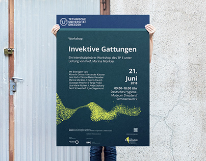 Visuals – Invectivity // TU Dresden