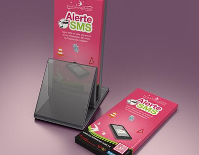 Campagne Alerte SMS Transchampagne