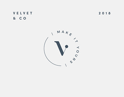 Velvet&Co • Branding